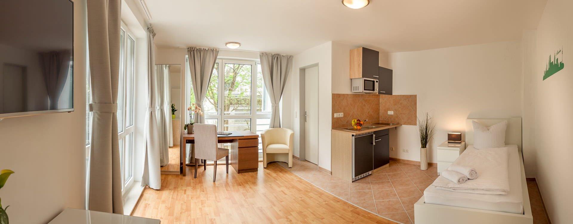 wohnen auf zeit in m nchen m blierte wohnungen und apartments langzeit apartments m nchen. Black Bedroom Furniture Sets. Home Design Ideas
